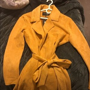 Fashion nova trench coat